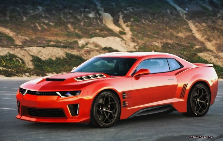 2016 Chevrolet Camaro Release Date and Specs