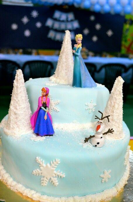 Frozen Cake:)