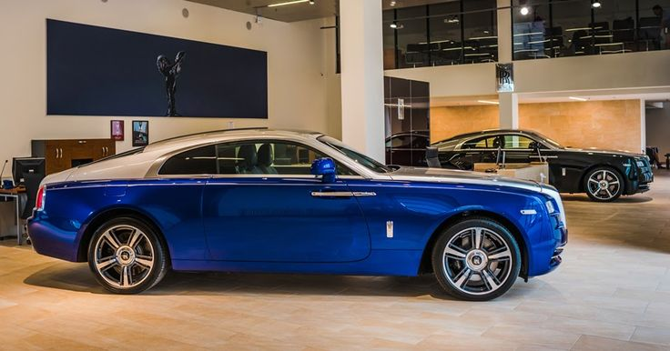 Rolls-Royce Expands Used Car Sales With Dedicated Provenance Dealers #Dealers #Rolls_Royce