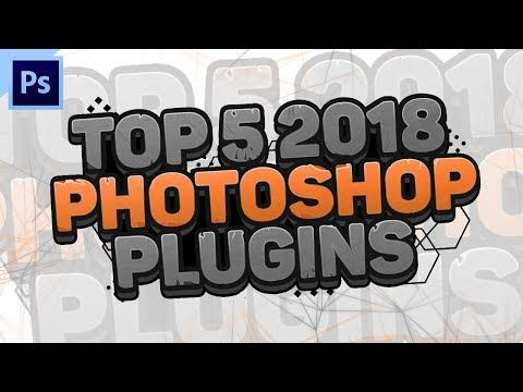 (316) Top 5 Free Photoshop Plugins 2018 by Qehzy - YouTube