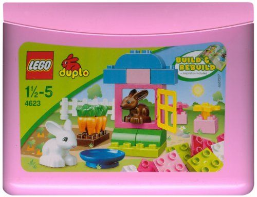 LEGO Duplo Steine & Co. 4623 – Mädchen-Steinebox | Your #1 Source for Toys and Games