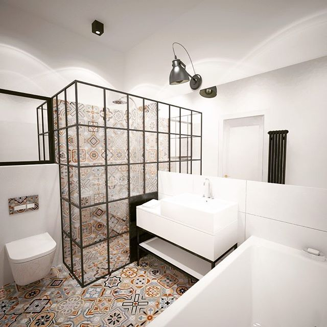 Bathroom #delicious_concept #design #designer #interior #interiordesign #interiordecor #interiors #furniture #furnituredesigner #furnituredesign #bathroom #lazienka #project #projectofinterior #architecture #loft #loftdesign #andrew