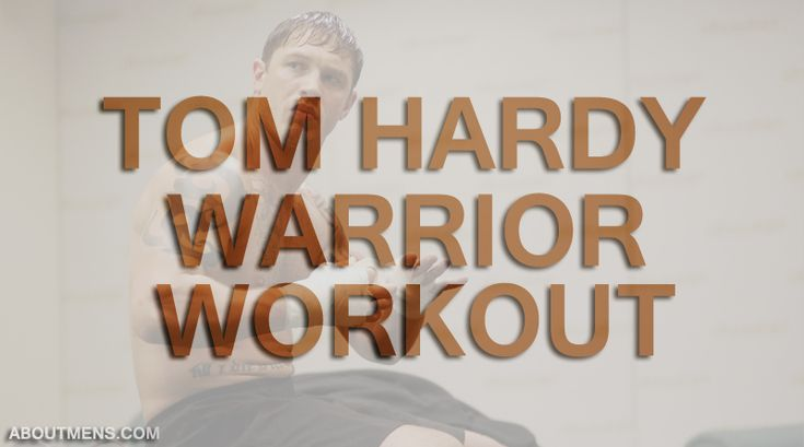 Learn about Tom Hardy Warrior Workout routine Read more here: