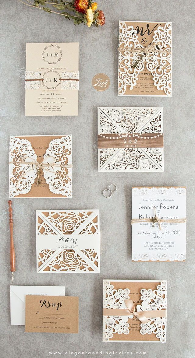 Rustic Wedding Invitations With Response Cards Elegantweddinginvites Wedding Invitations Rustic Wedding Invitation Cards Country Wedding Invitations