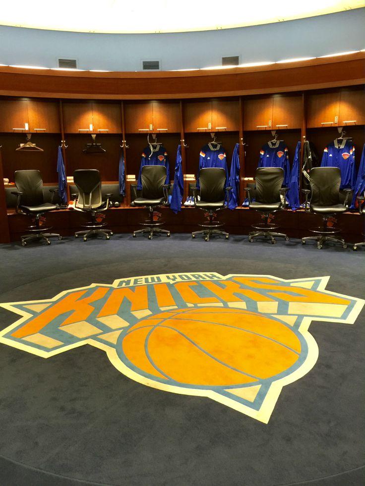 New York Knicks Locker Room Locker room, Football