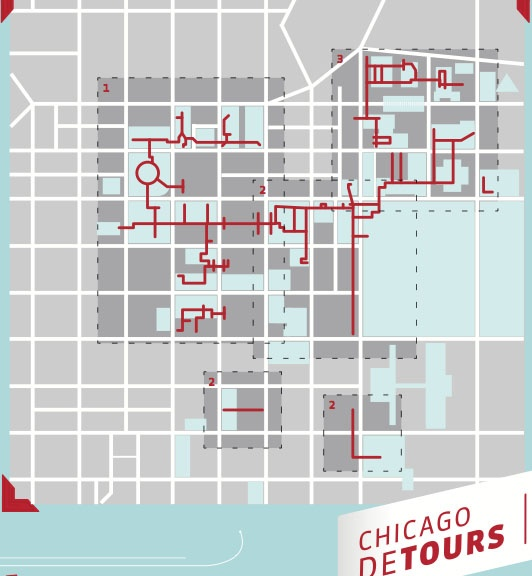 Subway Map Pdf Chicago.Map Of Chicago Metro City Maps