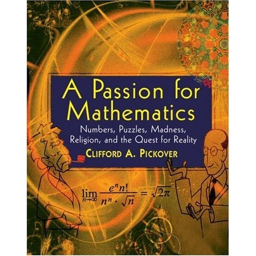 An eclectic mix of history, biography, philosophy, number theory, geometry, probability, huge numbers, and mind-bending problems  Contains factoids, anecdotes, definitions, quotations, and captivating challenges that range from fun, quirky puzzles to insanely difficult problems.