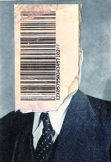 """Colagem por Fred Free (""""New Ideas"""", 2010)."""