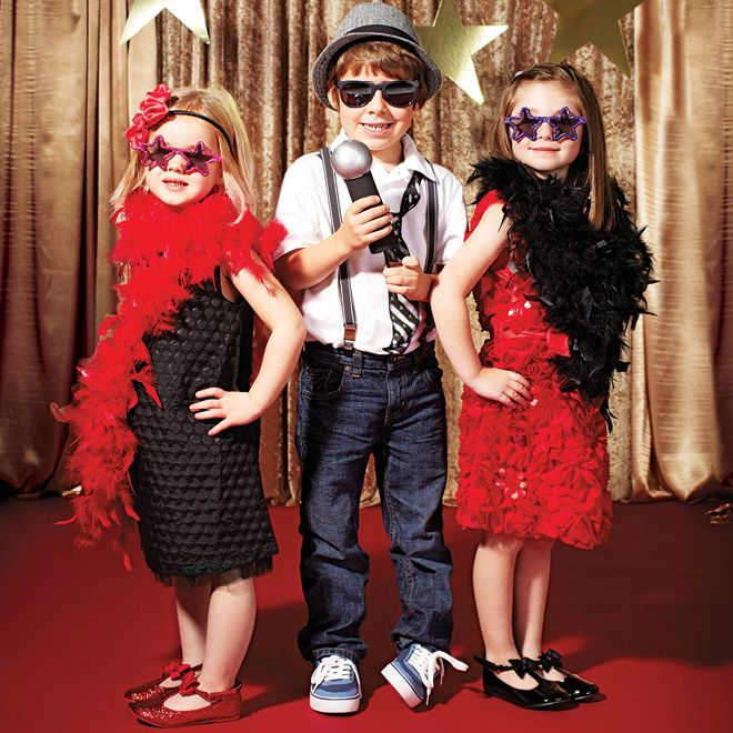 Red Carpet Party Ideas For Kids