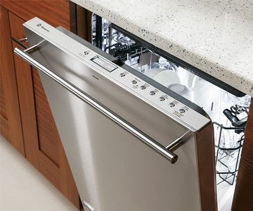 GE Monogram Fully Integrated Dishwasher - modern - Dishwashers - Other Metro - GE Monogram