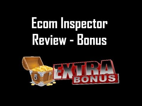 Ecom Inspector is a new software that will help you uncover the best-selling products from the most successful shopify stores on the market with the click of a button.