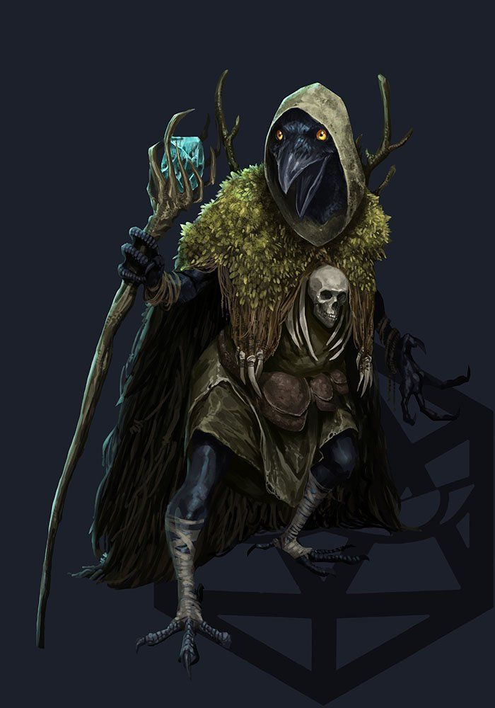 0e581794a4aec Raven/Crow but the gear and outfit would be more setting appropriate for an  owl | my book inspiration in 2019 | Dungeons, dragons characters, ...