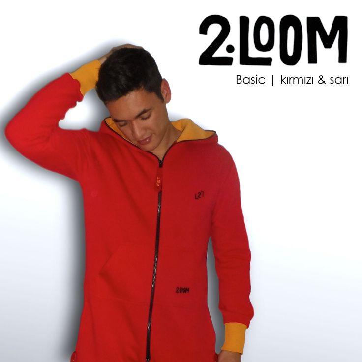 Basic | kırmızı & sarı 149.00TL Jumpsuit