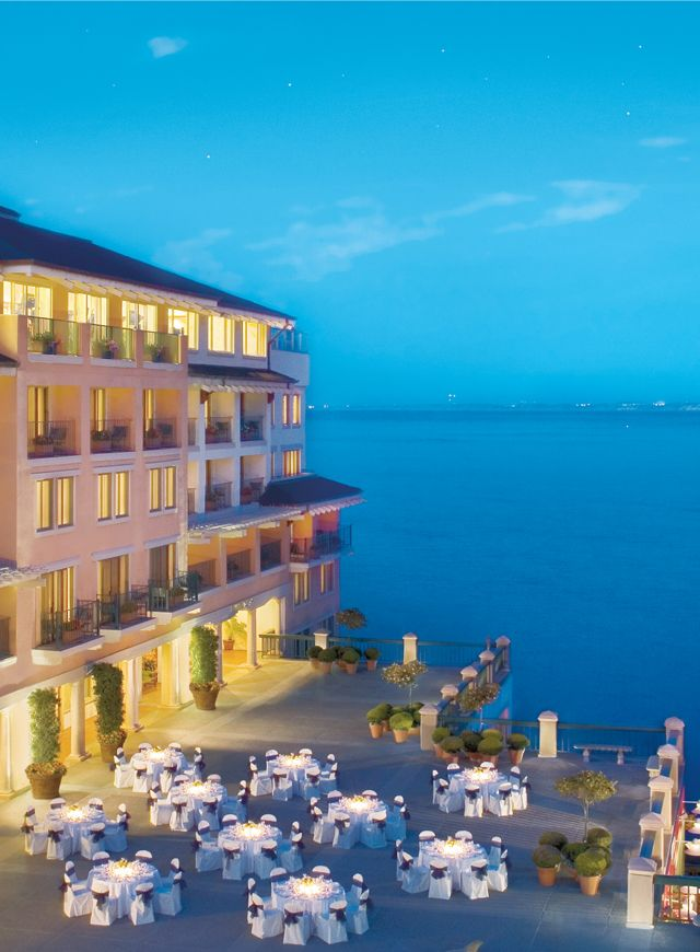 Stash Hotel Points Member Monterey Plaza Bay Hotels