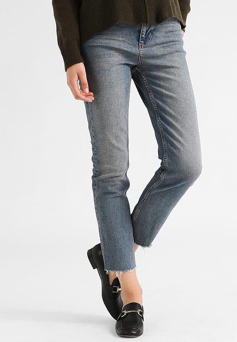 Topshop Jeans Relaxed Fit - denim - Zalando.de