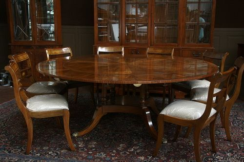 127 best round dining table images on pinterest dining for Dining room table 40 x 60
