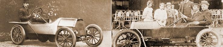 Bugatti Type 10 1909