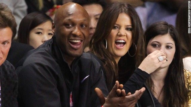Lamar Odom's Kardashian Miracle - http://movietvtechgeeks.com/lamar-odoms-kardashian-miracle/-Just when the odds were nearly all against him, Lamar Odom looks like he's going to have a full recovery, and having his wife Khloe Kardashian with him through this was definitely a big help.