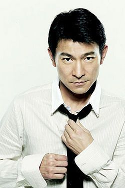 Andy Lau Tak-wah - 劉德華. The biggest star in Asia when I was living in Malaysia in 1991
