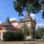 Superbul castel din România cu băi termale