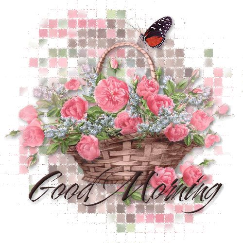 Good Morning Tagged Comments, Good Morning Tagged Graphics & Glitters