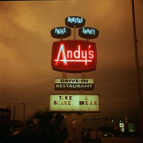 Andy S Drive In Restaurant Winter Haven Fl