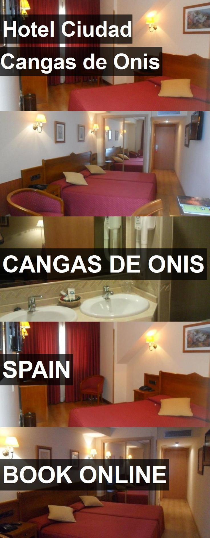 Hotel Ciudad Cangas de Onis in Cangas de Onis, Spain. For more information, photos, reviews and best prices please follow the link. #Spain #CangasdeOnis #travel #vacation #hotel