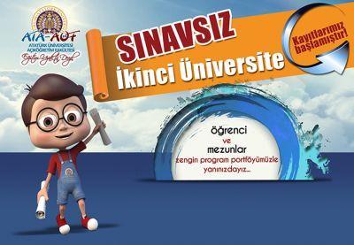 Atatürk Üniversitesi, İkinci Üniversite Kapsamında, Üniversite Öğrencileri ve…