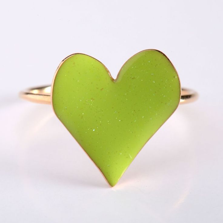 #BAGUE PISTACHE WITHLOVE #green #grass #ring #jewelry #monaco #love #colors #summer #spring #fun #fresh #nature #tea #kiwi