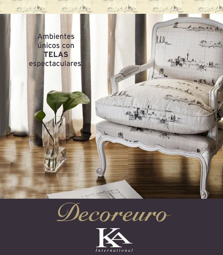 Ka international dele armon a a su hogar con telas - Ka international decoracion ...