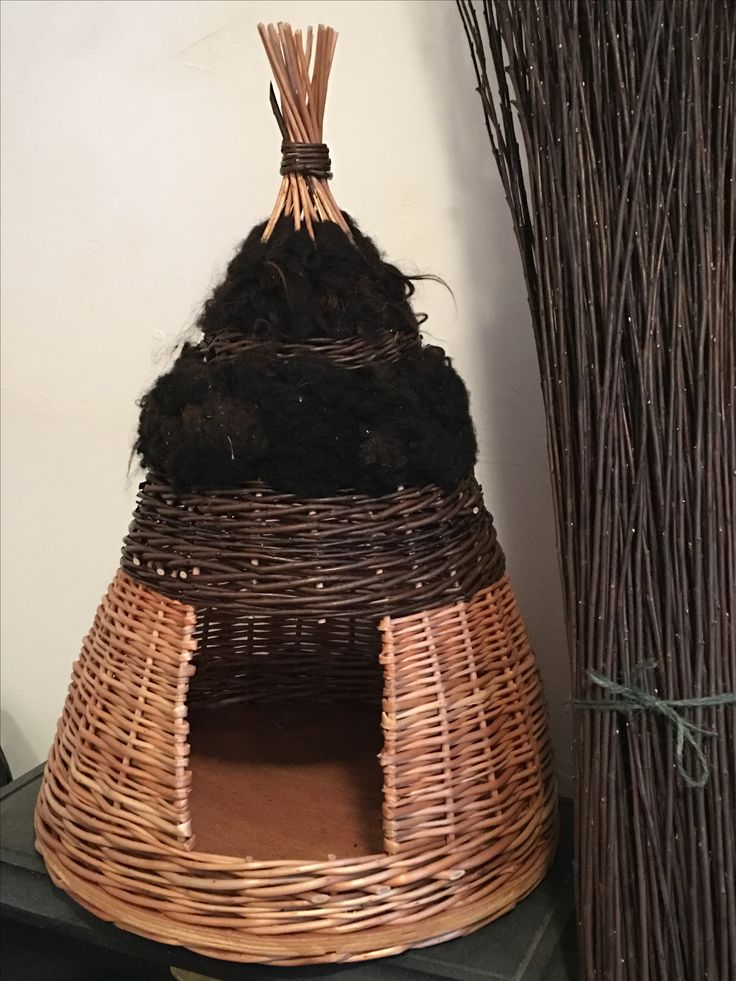 Hen teepee by Dawn Newbigging-available for sale through my Facebook page