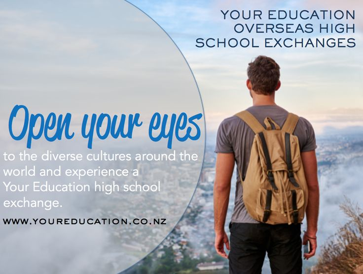 Let us create a high school exchange for you.