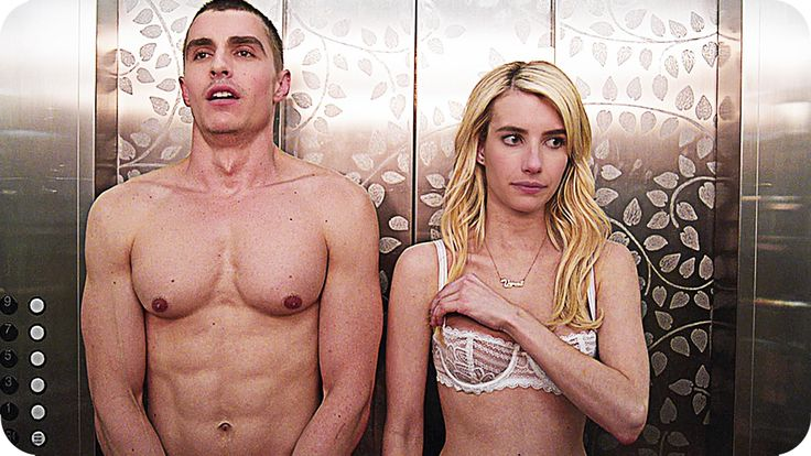 NERVE First Look Clip Streaking (2016) Dave Franco, Emma Roberts Movie