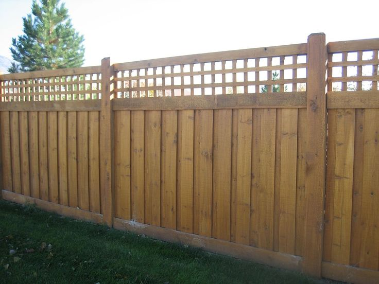 31 best Fence & Trellis images on Pinterest | Fence design, Privacy Fence And Gates Home Designs Ta E A on