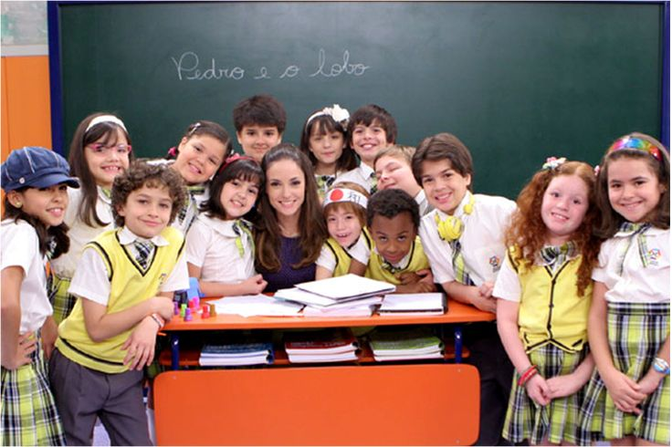 SBT vende 'Carrossel' para TV do Chile   Portal Anna Ramalho