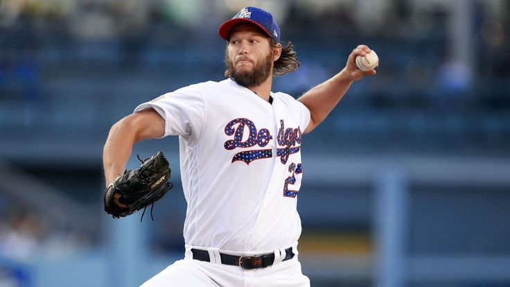 Kershaw leaves start early with apparent injury #FansnStars