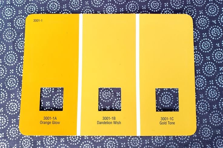 Picking paint. | Valspar, Gold tones, Dandelion wish