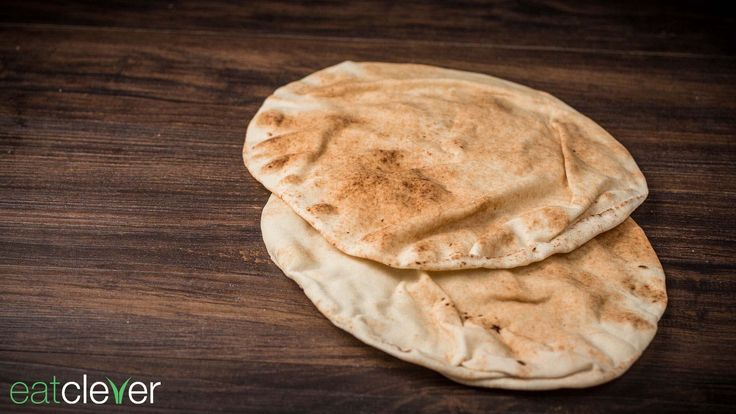 Arabisches Brot - Leicht süßlich im Geschmack ist unsere Lieblingsbeilage.