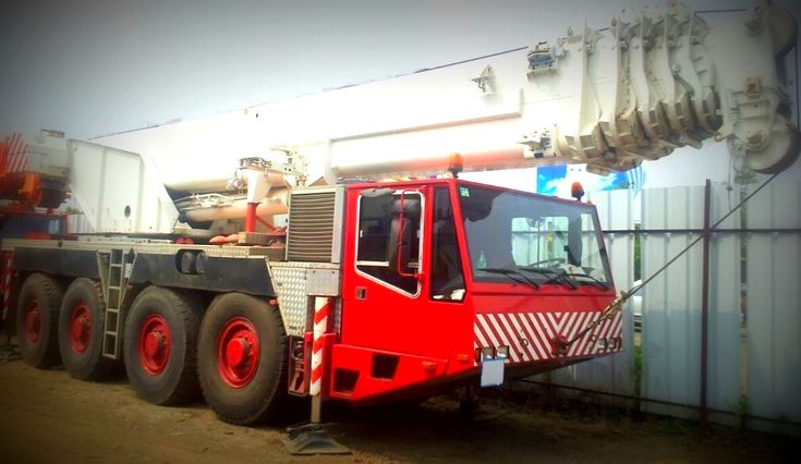 For Sale 80 Ton Demag AC-205
