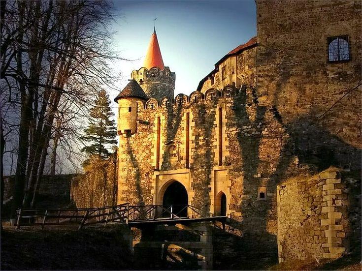 Zamek w Grodźcu. Pierwsze wzmianki o średniowiecznym zamku pochodzą z 1159 roku. Był to gród obronny Bobrzan.  Obecnie jest dzierżawiony prywatnej osobie. Na zamku odbywają się również regionalne i międzynarodowe imprezy: Legnicko-Brzeski Turniej Rycerski o Srebrny Pierścień Kasztelana, Międzynarodowe Biesiady Zespołów Kresowych, Śląskie Święto Pieśni, Agroturystyczne Święto Wina i Miodu Pitnego.