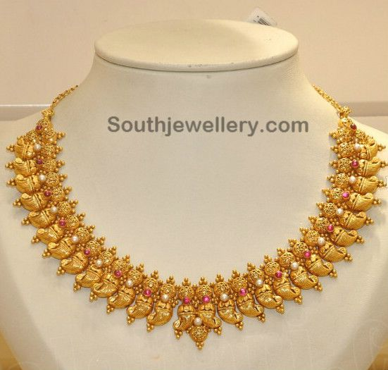 Latest Indian Jewellery Designs 2015: Latest South Indian Jewellery Designs 2013