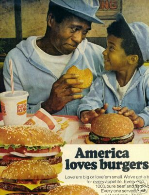 TARGETED MCDONALD'S ADS FROM THE 1970S
