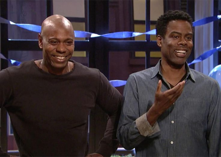 Dave Chappelle, Chris Rock on 'SNL' mock White voters surprised by Trump win
