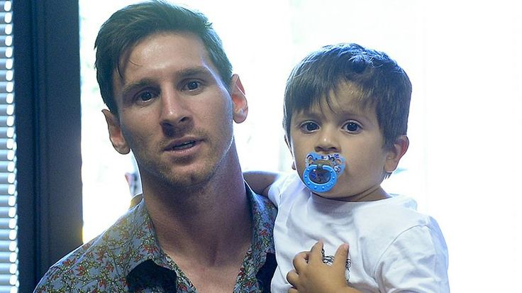 Messi and wife have second son - The Sun Dream Team FC
