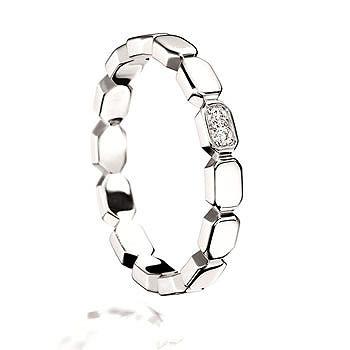 プルミエール プロメス ウェディングリング スモールモデル - CHANEL(シャネル)の結婚指輪(マリッジリング)