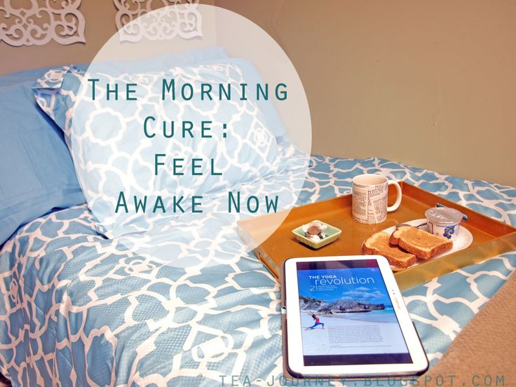 Waking up any morning can be a struggle, add work into the equation and it can be interesting (life or death). Here are some key tips to help get you moving and (the important thing) wake up!
