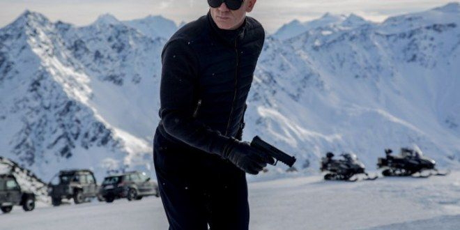 James Bond is Back Watch the New 'Spectre' Trailer