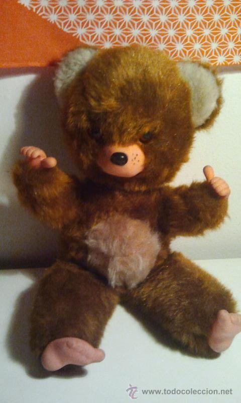 oso peposo peluche original de peluches vir - principios años 80 - Foto 1