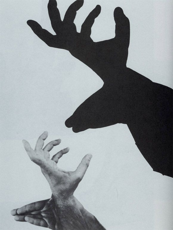 Steve Edge - Weekly Wisdom - Shadow Puppets