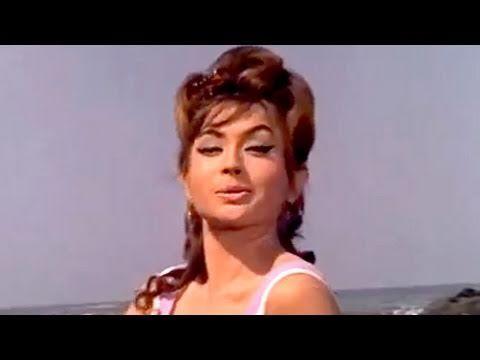 Is Duniya Mein Jeena Ho To - Helen, Lata Mangeshkar, Gumnaam Dance Song 70s